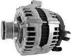 Alternator kompletny  CBA2001IR-BO-RB